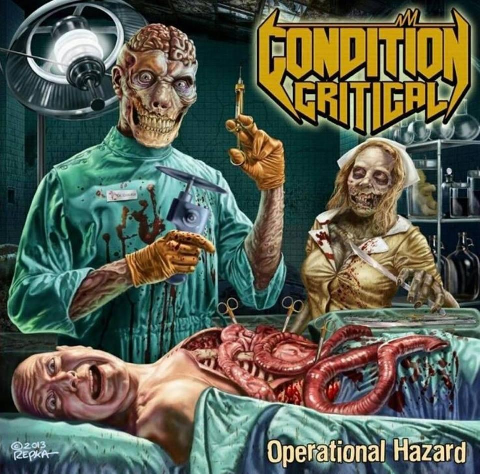 Condition Critical - Operational Hazard