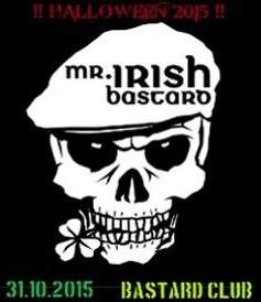 Mr Irish Bastard Tour