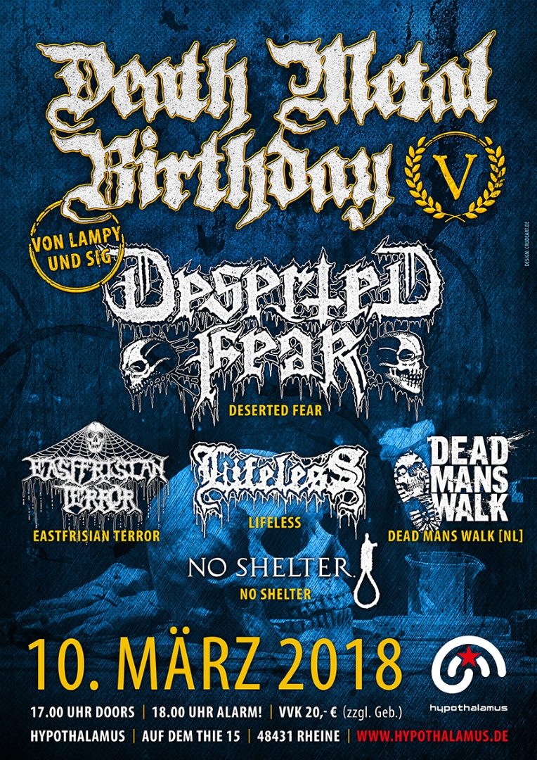 Death Metal Birthday V
