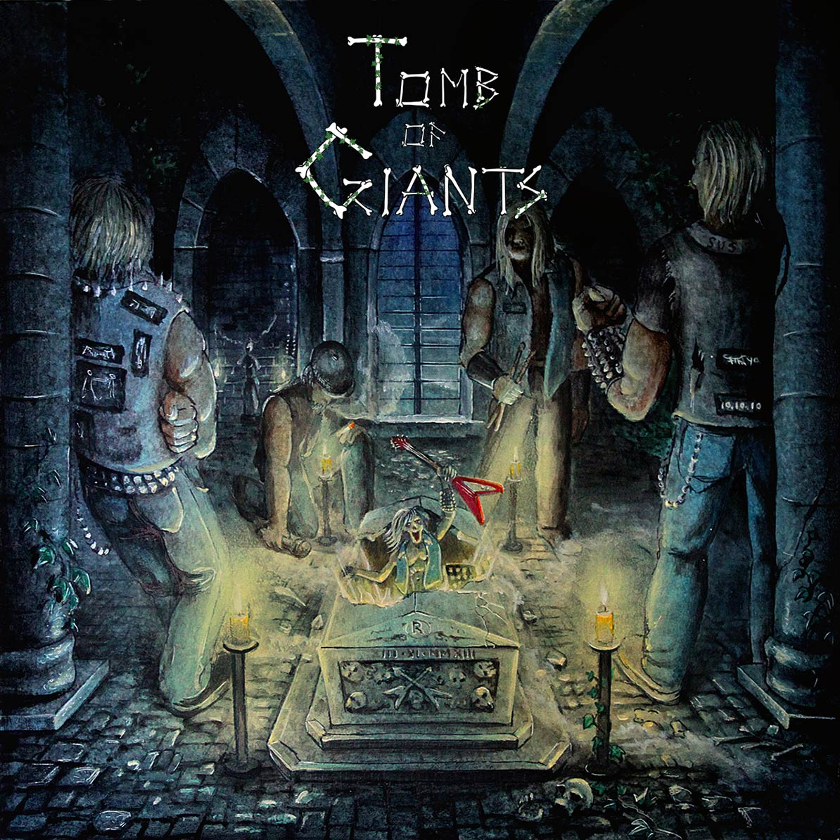 Tomb Of Giants - Tomb Of Giants