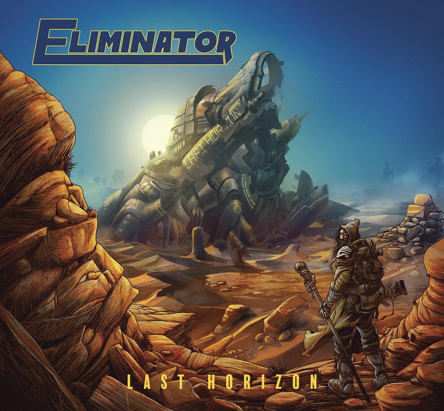 Eliminator – Last Horizon