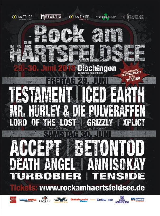 Rock am Härtsfeldsee 2018