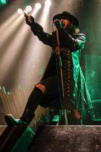 Cradle Of Filth + Moonspell (3)
