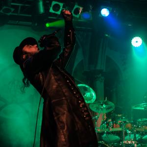 Cradle Of Filth + Moonspell (9)