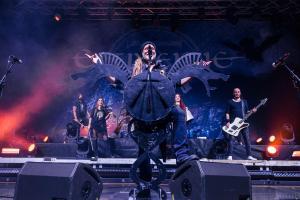 Eluveitie + Lacuna Coil + Infected Rain - Turbinenhalle 2 Oberhausen 09.11.2019